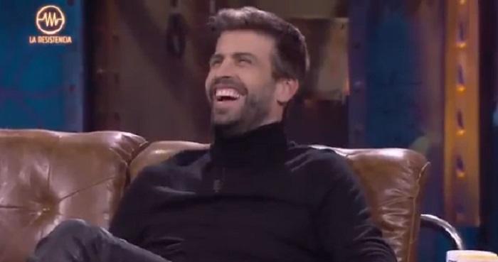 Пике: «Сколько раз был секс запоследний месяц? АБернабеу считать?»