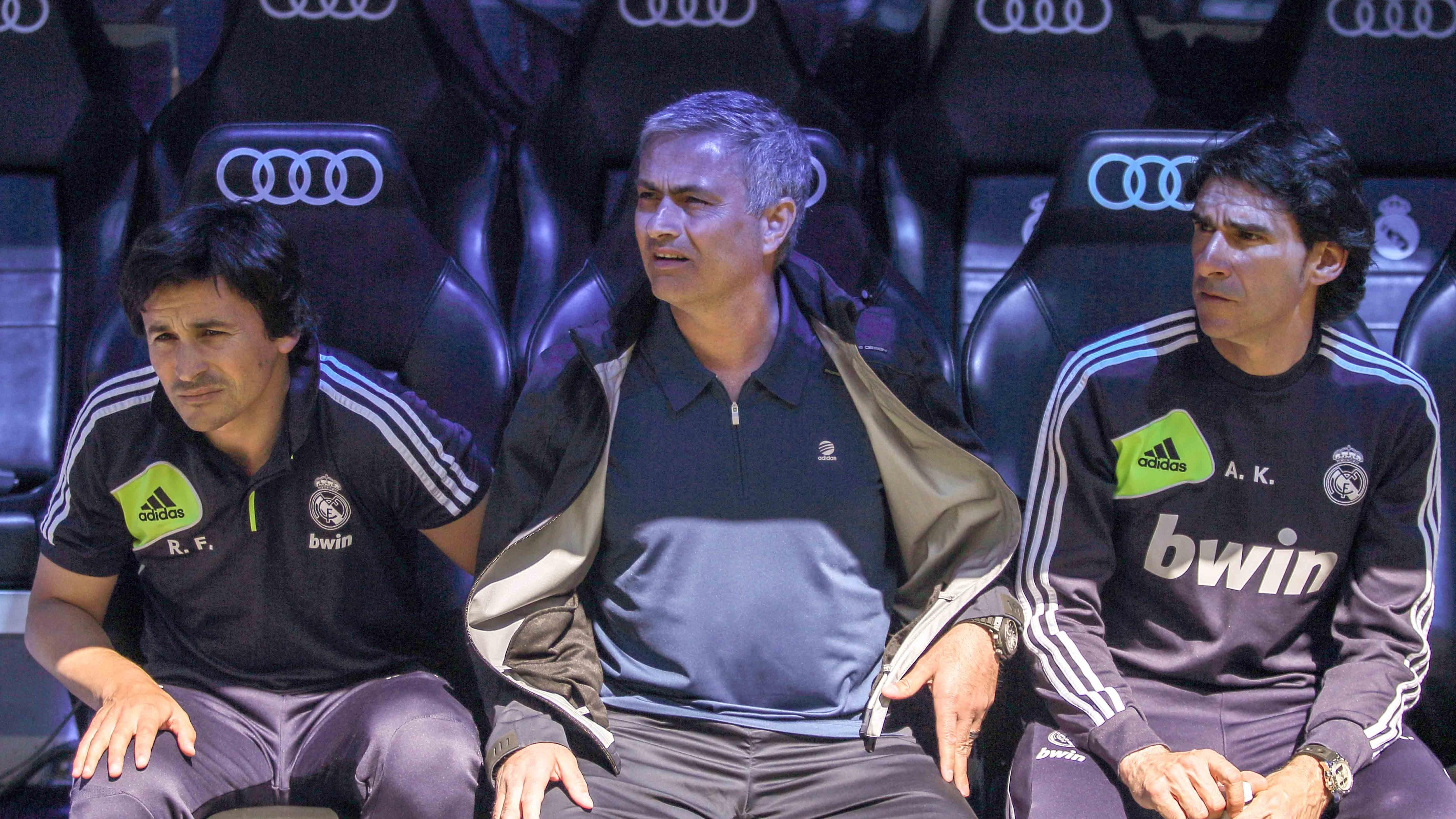 Жозе Моуринью, Ла Лига, Реал Мадрид