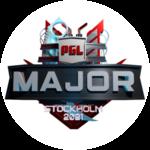 PGL Major Stockholm 2021 - logo