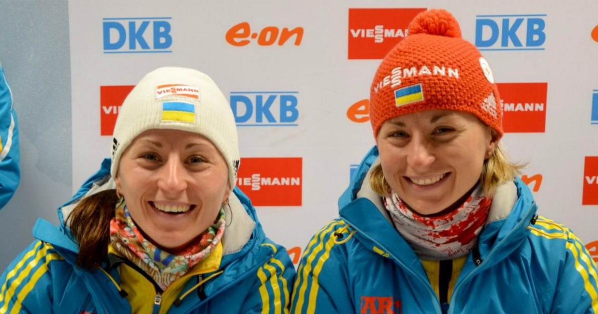 Вита Семеренко, Валентина Семеренко
