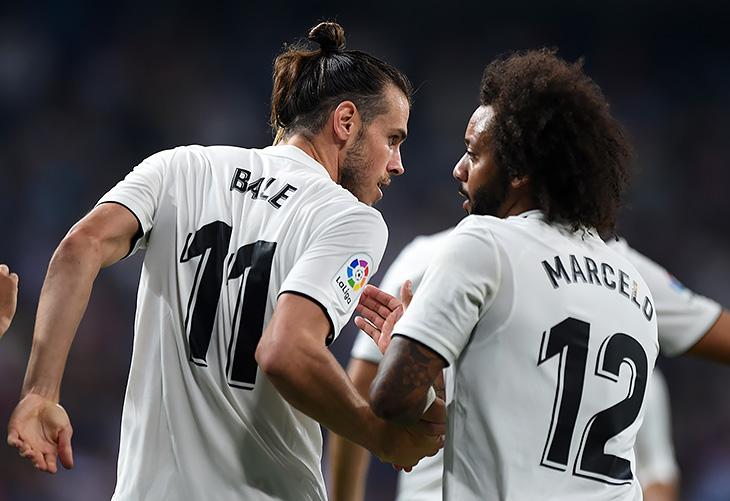 Реал Мадрид, почитать, Гарет Бэйл, Ла Лига, видео, Дэвид Бекхэм