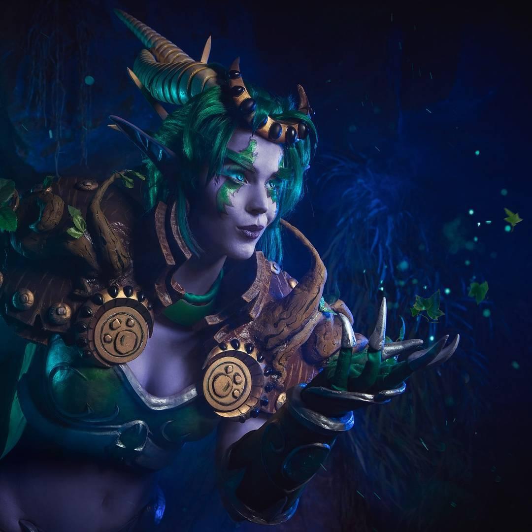Косплей, World of Warcraft