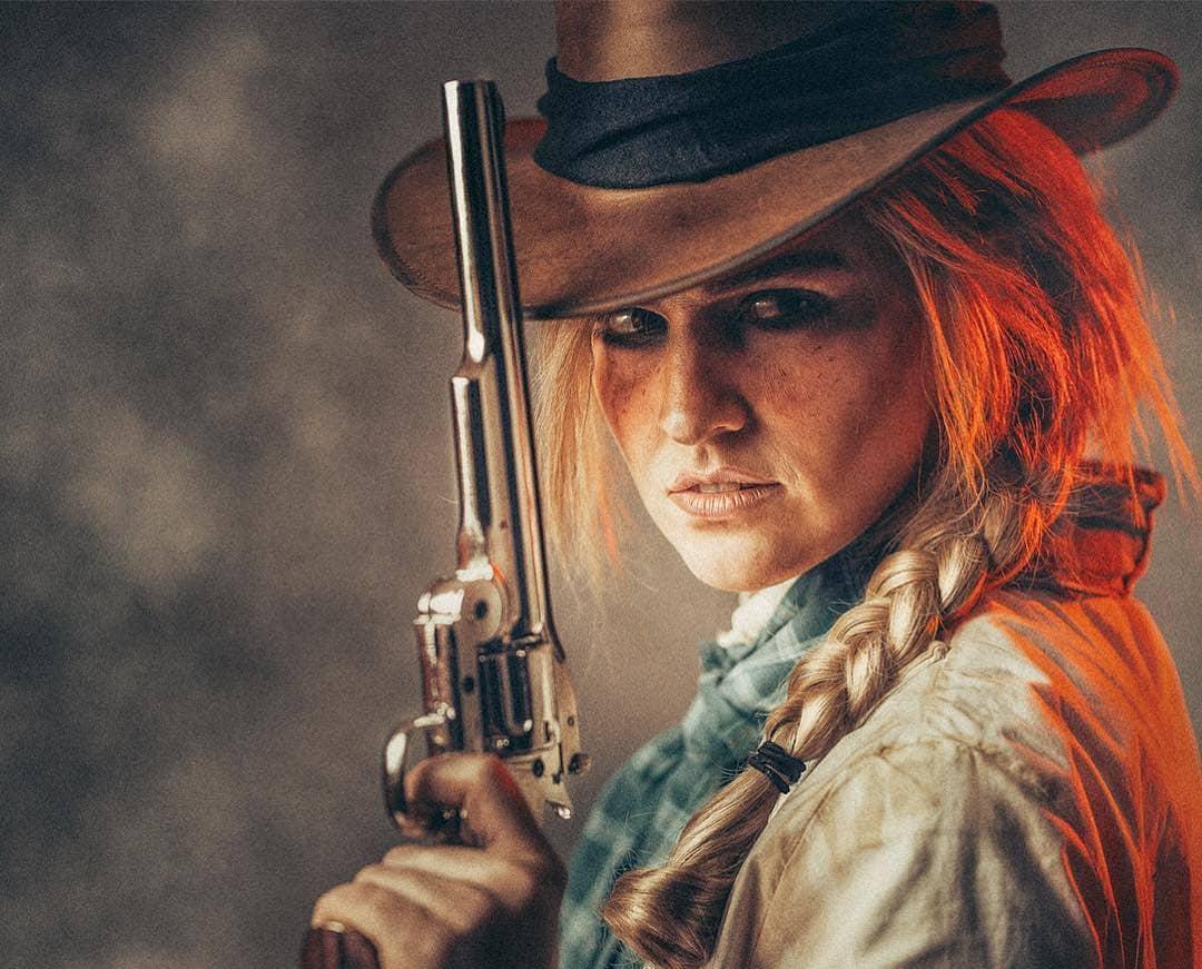 Косплей, Red Dead Redemption 2
