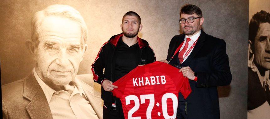 Хабиб хочет играть за «Спартак». Букмекеры подсчитали его шансы на переход