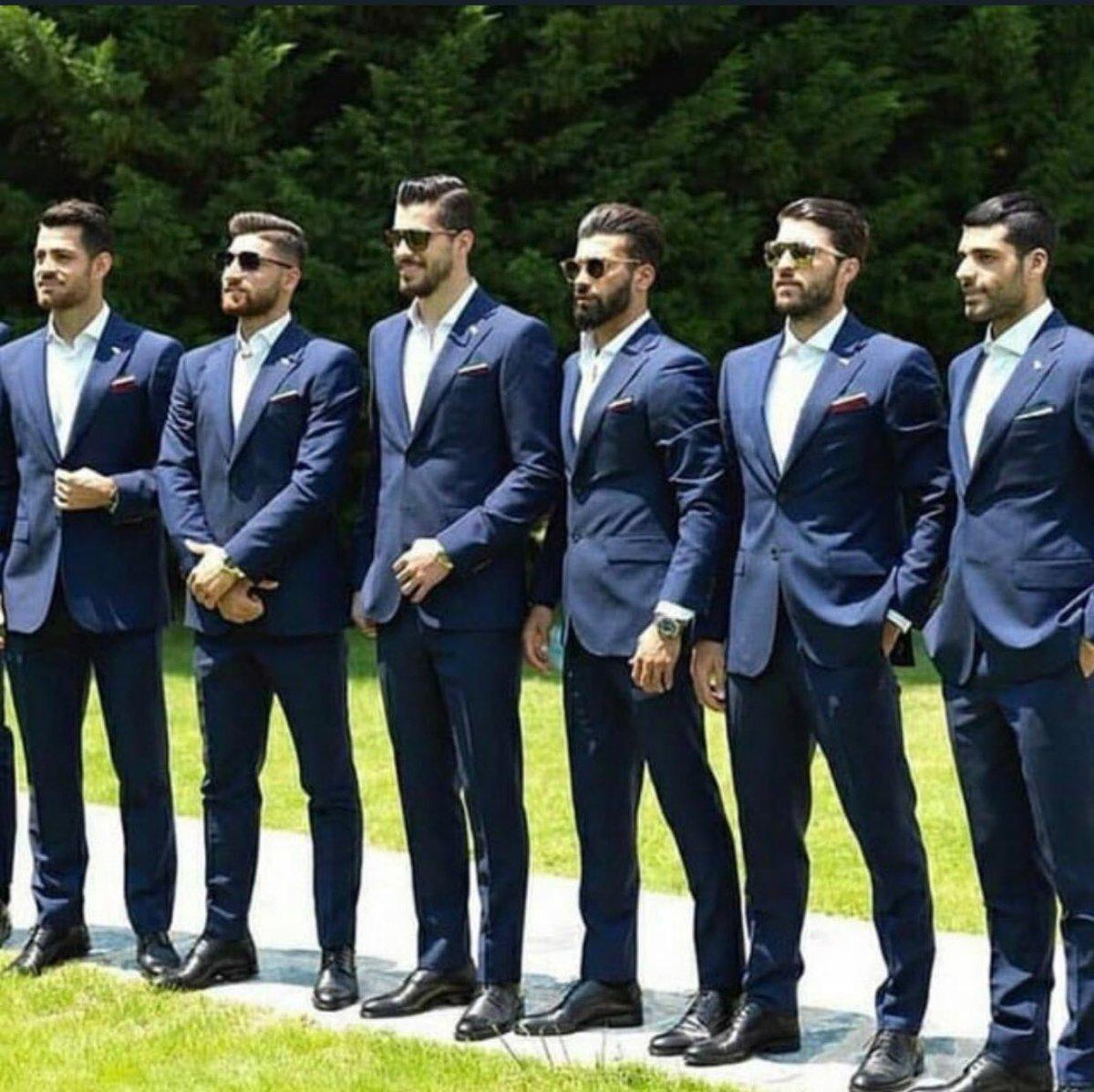 Кажется, мы нашли самую стильную сборную ЧМ. Это Иран