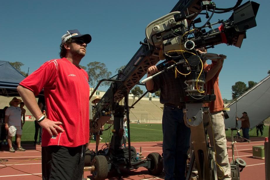 Гигантское интервью с продюсером фильма «Гол» о Бекхэме, Зидане, «Реале», «Ньюкасле» и Сантьяго Муньесе