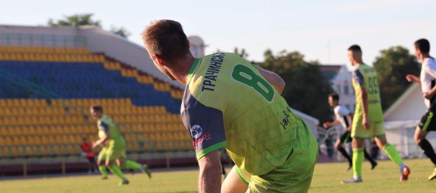 Белорусский футбольный клуб переименовали в честь букмекерской конторы