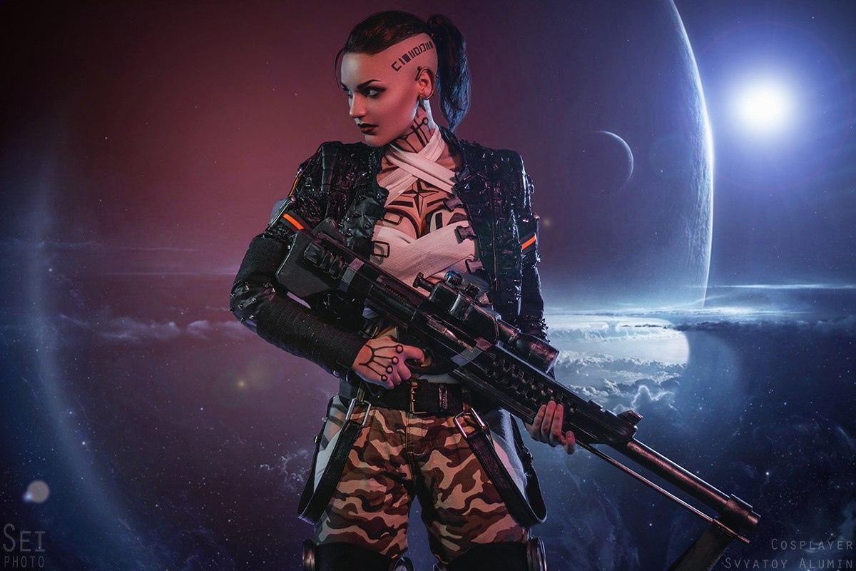 Косплей, Mass Effect 2