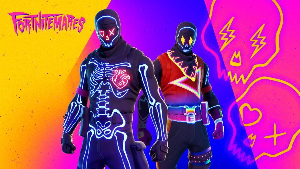 Cкачать бесплатные скины Фортнайт – новые скины Fortnite к Хэллоуину