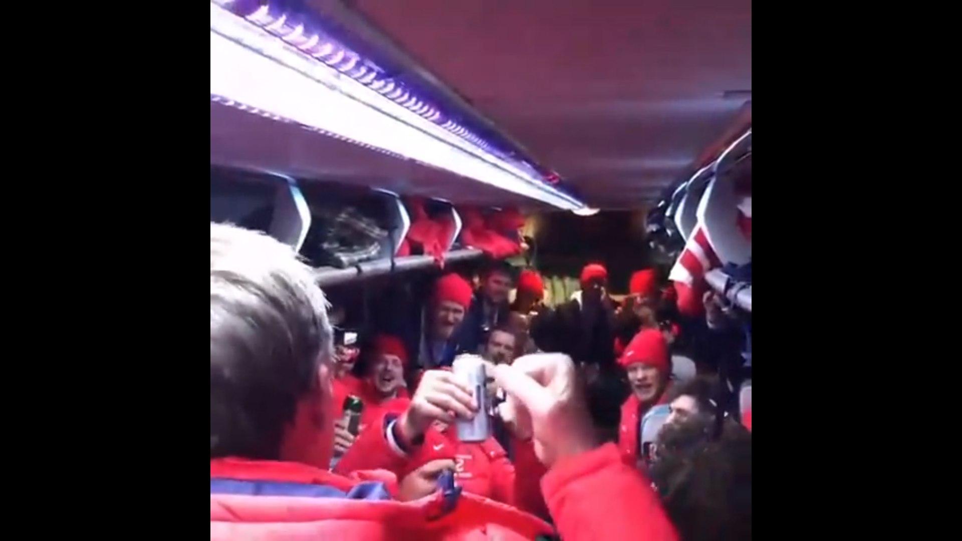 Облапали в автобусе бразильянку