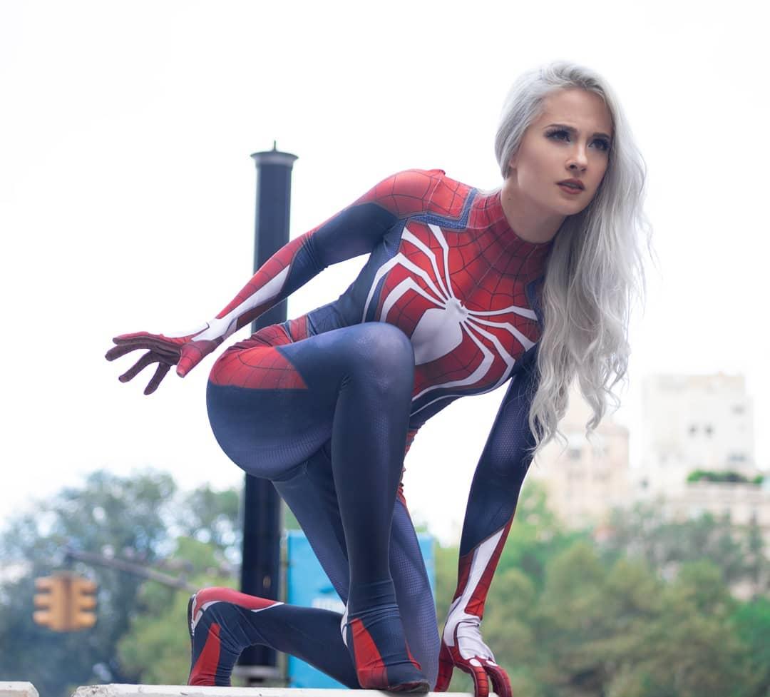 Spider-Man (2018), Косплей