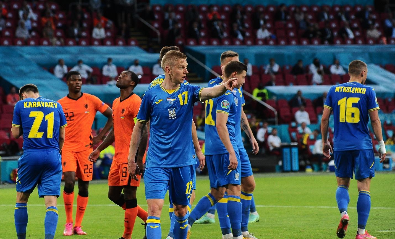 Евро-2020, Сборная Украины по футболу, сборная Нидерландов по футболу