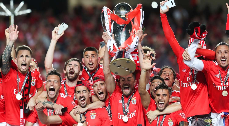 высшая лига Португалия, Порту, Брага, Спортинг, Бенфика