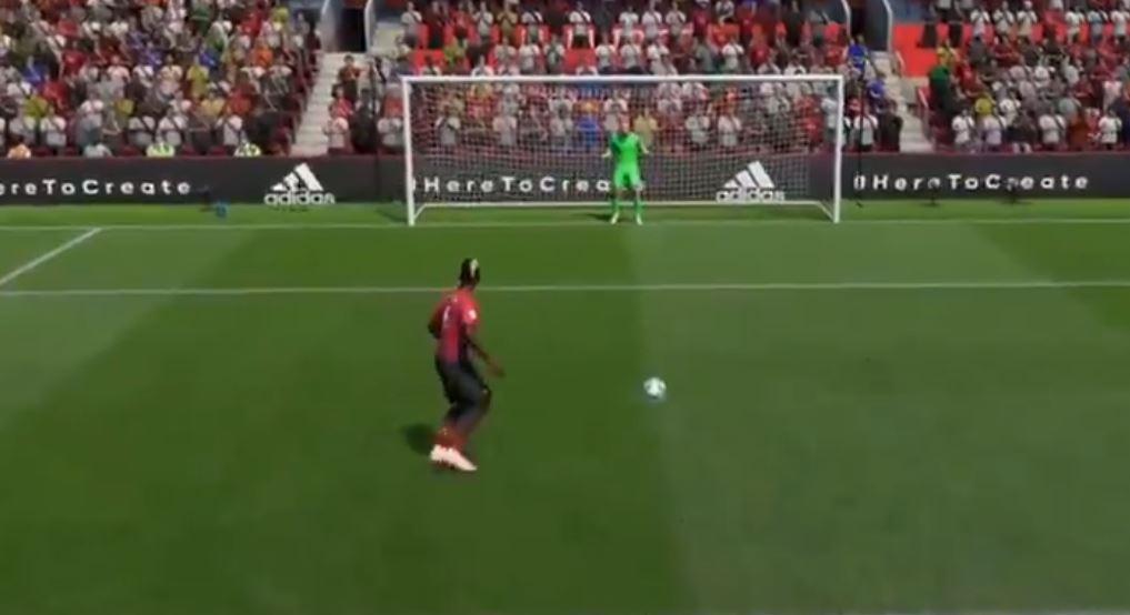 Манчестер Сити, Поль Погба, FIFA 19