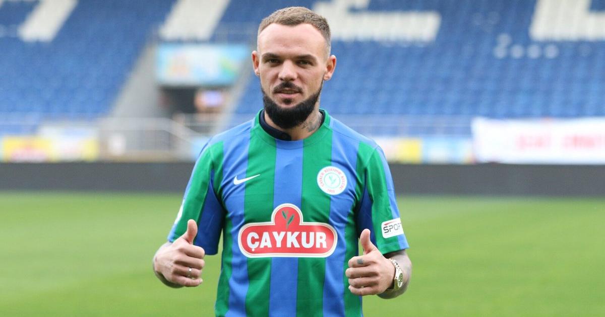 Ризеспор, высшая лига Турция, Николай Морозюк