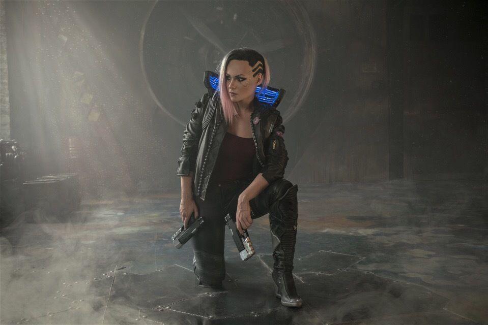 Косплей, Cyberpunk 2077