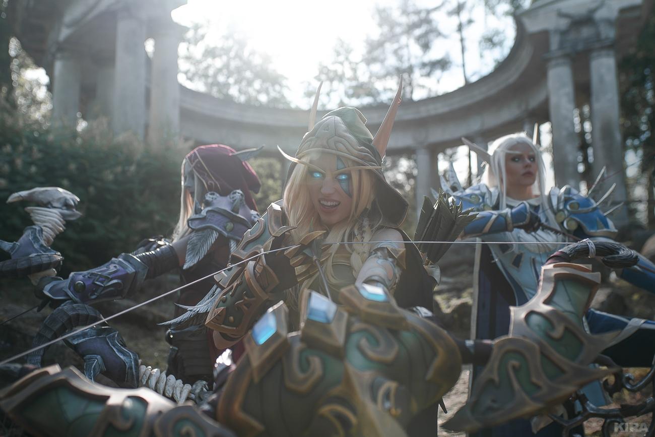 World of Warcraft, Косплей