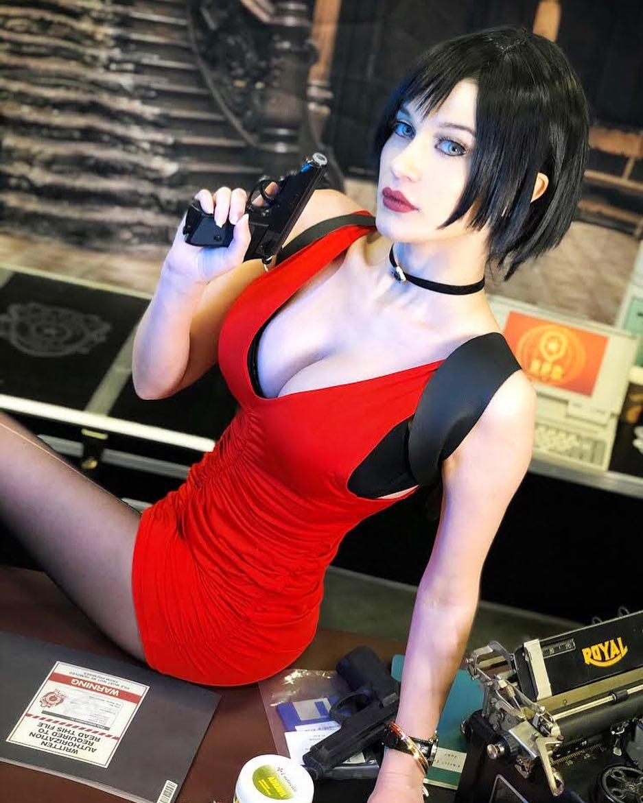 Resident Evil: Project Resistance, Resident Evil, Resident Evil 2 Remake, Косплей