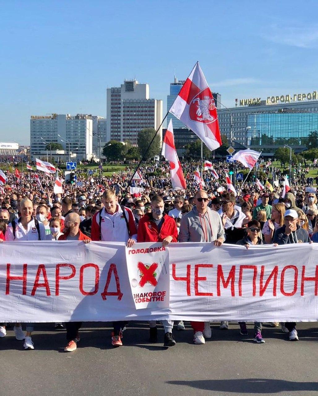 «Нас не считают за людей, такого нет даже в Африке». Спортсменов в Беларуси увольняют и запугивают, а лучшую баскетболистку посадили на 15 суток