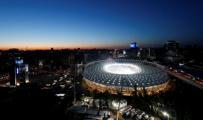 НСК Олимпийский, Реал Мадрид, Лига чемпионов, Ливерпуль