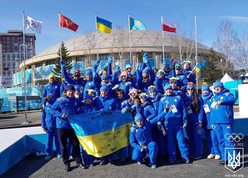 Пхенчхан-2018, сборная Украины жен, ставки на спорт