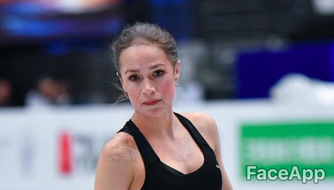 Состарили звезд фигурного катания: Загитова – тренер, Медведева в шоке, а Шома Уно как бабуля на скамейке
