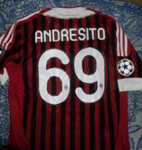 Andresito, Andresito