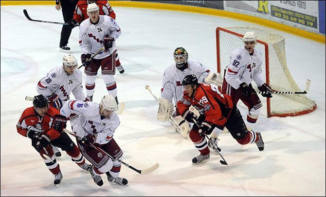 В прошлом Суперфинале Континентального кубка «Донбасс» соперничал с белорусской «Юностью