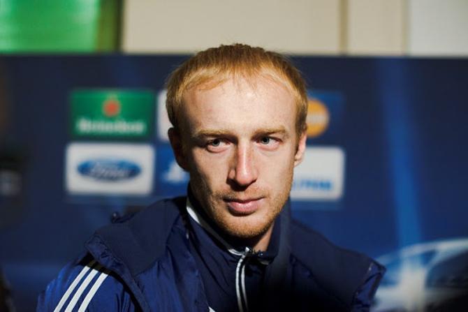 После матча с «Валенсией» Александру Павлову не удавалось найти поводов для радости