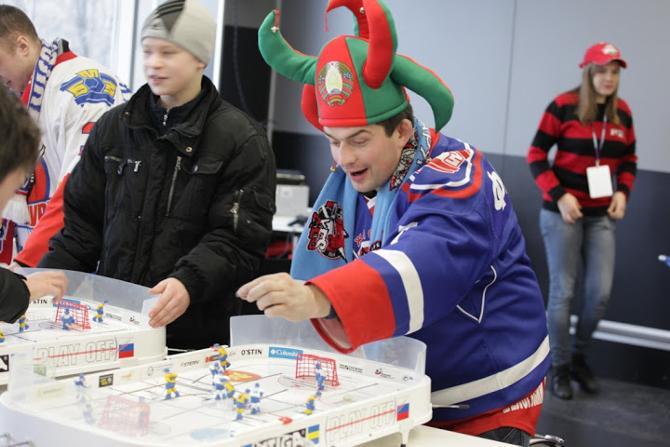 Жлобинские болельщики в январе прочувствовали на себе гостеприимство Донецка