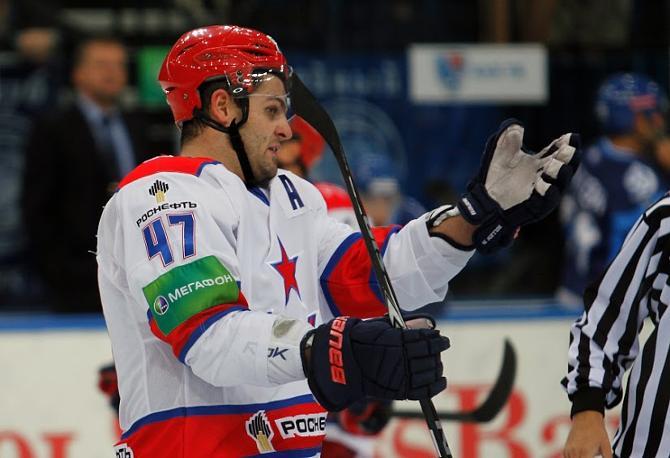 Александра Радулова белорусские болельщики смогут увидеть вживую уже сегодня вечером.