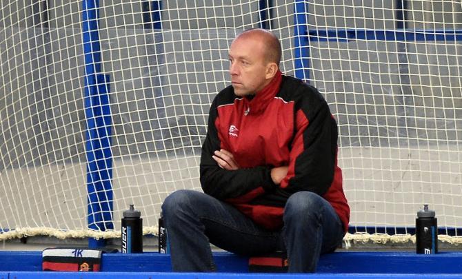 Андрей Скабелка не был готов к «финтам» «Юниора».