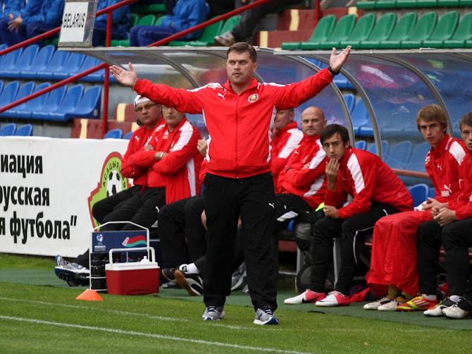 Алексей Вергеенко заступается за игроков «молодежки» и готов принять на себя удар критики.