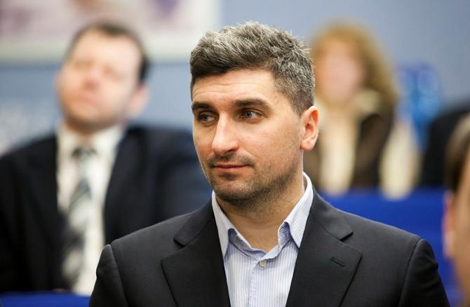 Кирилла Альшевского продолжает тянуть к тренерству