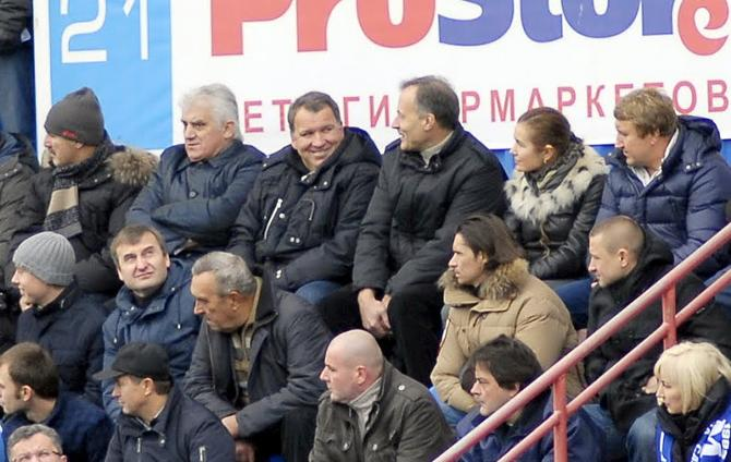 Что значит улыбка Юрия Чижа для Сергея Овчинникова?