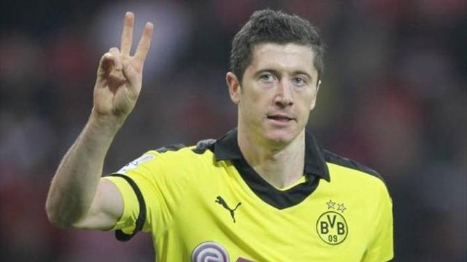 Роберт Левандовски: два гола в трех турах