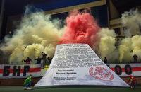фото, высшая лига Беларусь, Неман, болельщики, Витебск