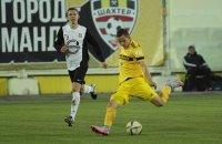 Молодой талант «Шахтера» забивает первый мяч за клуб