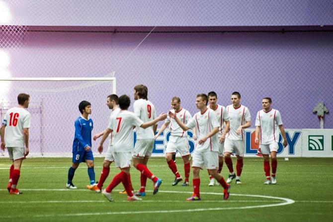 Футболисты СКВИЧа вписали свое достижение в историю.