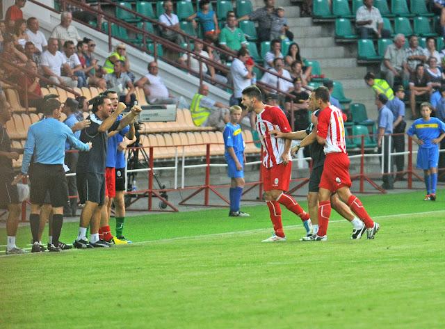 «Ренова» добилась первой победы над белорусской командой с четвертой попытки