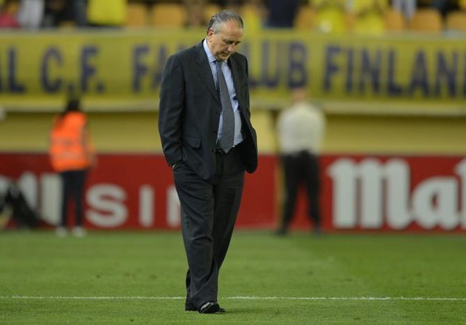 Президент «Вильярреала» Фернандо Роиг осмысливает драму, произошедшую с его клубом.