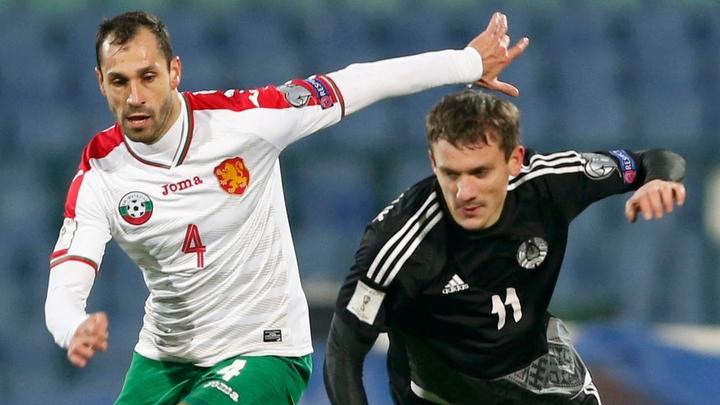 сборная Болгарии, сборная Беларуси, Александр Хацкевич, квалификация ЧМ-2018