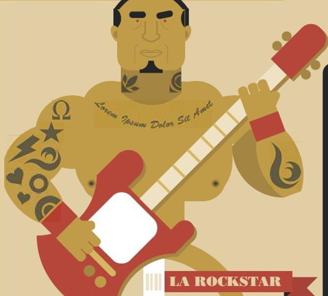 Кевин-Принс Боатенг, он же Фли из «Red Hot Chili Peppers»