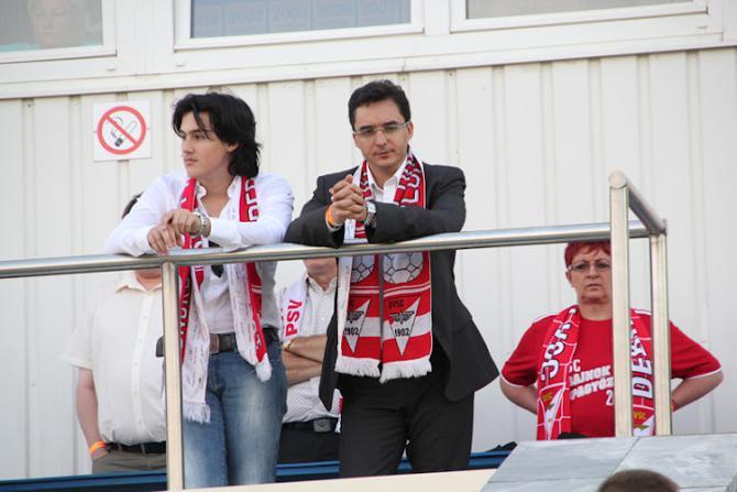 Венгерские болельщики полагают, что в ответном матче