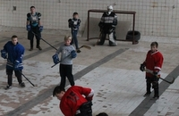 На дне. Как занимаются хоккеем на малой родине председателя ФХРБ