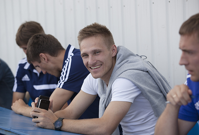 Сергей Кривец покинул китайский клуб «Цзянсу Сэйнти» и подписал трехлетний контракт с БАТЭ.