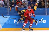 Никита Гусев, Пхенчхан-2018, Сборная Германии по хоккею, Кирилл Капризов, Сборная России по хоккею