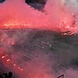 болельщики, Олимпиакос, ПАОК, Кубок Греции