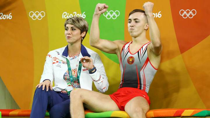 Рио-2016, Владислав Гончаров
