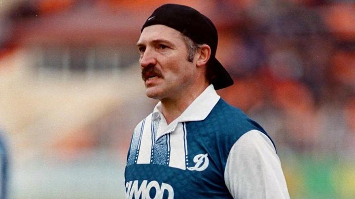 Александр Лукашенко, детский футбол, любительский футбол